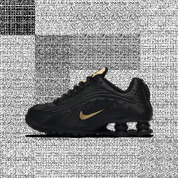 Chaussure Nike Shox R4 pour Enfant plus âgé - Noir - BQ4000-004