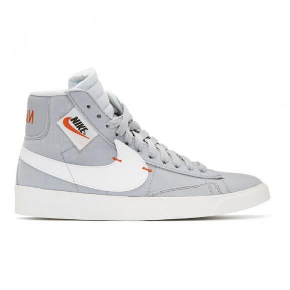 Nike Grey Blazer Rebel Sneakers - BQ4022-006