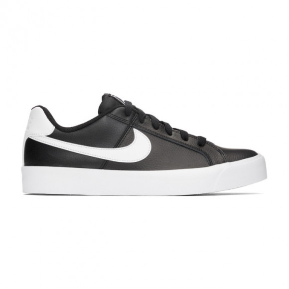 NikeCourt Royale AC Men's Shoe (Black) - Clearance Sale - BQ4222