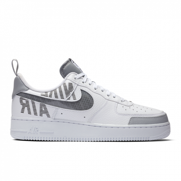 Nike Air Force AF 1 Low 'Under Construction' White (2019)