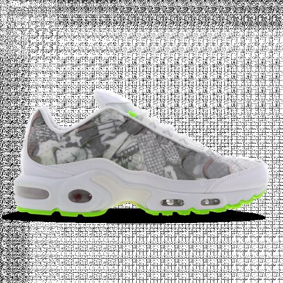 Nike Air Max Plus LX Zapatillas - Mujer - Blanco
