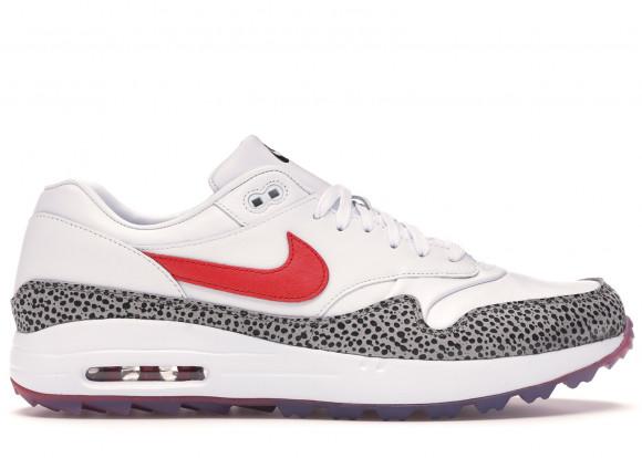 Chaussure de golf Nike Air Max 1 G NRG pour Homme - Blanc - BQ4804-101