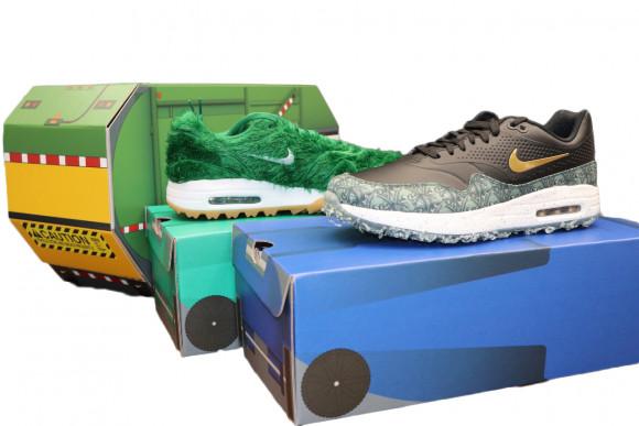 Nike Air Max 1 Golf Lawn Party Pack - BQ4804-300/BQ4804-001