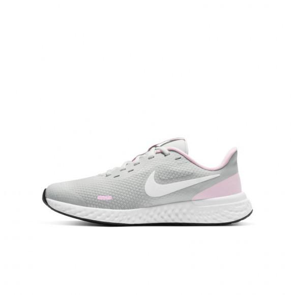 Chaussure de running Nike Revolution 5 pour Enfant plus âgé - Gris