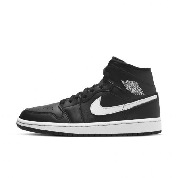 Jordan Baskets Air 1 Mid Femme - BQ6472-011