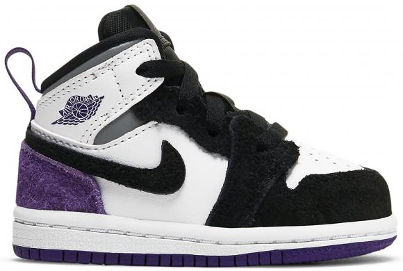 Jordan 1 Mid SE Purple (TD) - BQ6933-105