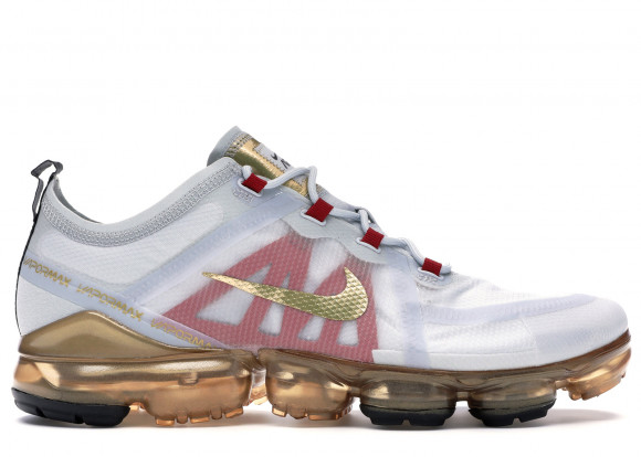 Nike Air VaporMax 2019 Chinese New Year 2019 Pure Platinum