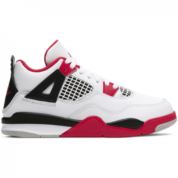 Jordan 4 Retro Fire Red 2020 (PS) - BQ7669-160