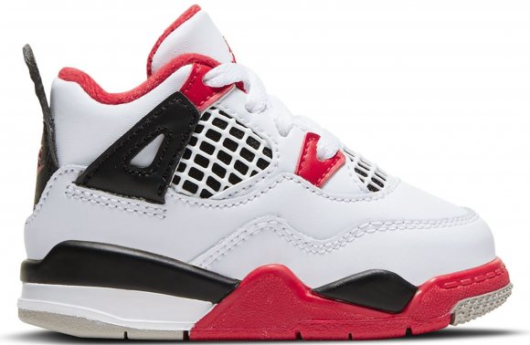Jordan 4 Retro Fire Red 2020 (TD) - BQ7670-160