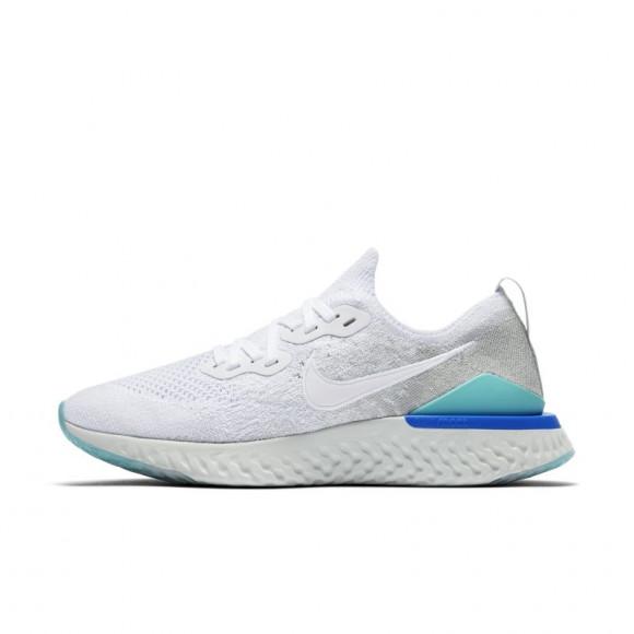 Nike Epic React Flyknit 2 Hardloopschoen voor dames - Wit