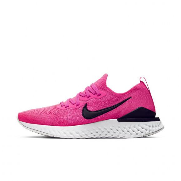 Nike Epic React Flyknit 2 Zapatillas de running - Mujer - Rosa