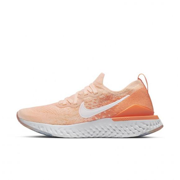 Chaussure de running Nike Epic React Flyknit 2 pour Femme - Rose - BQ8927-602