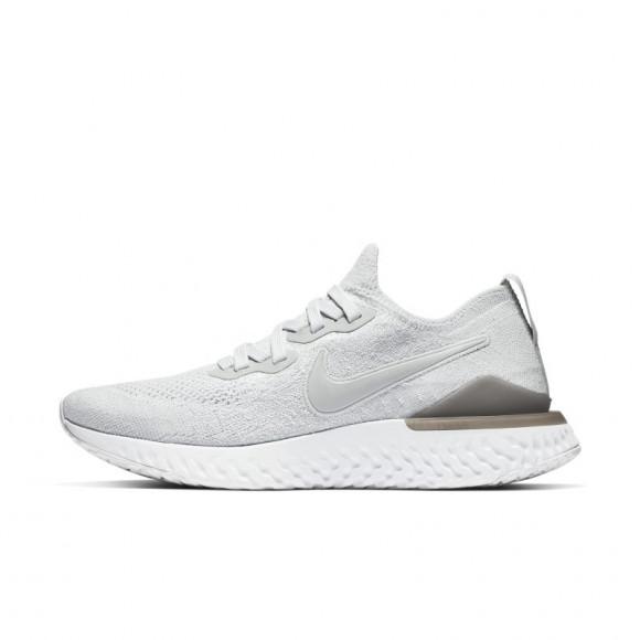 Nike Epic React Flyknit 2 Zapatillas de running - Hombre - Plata