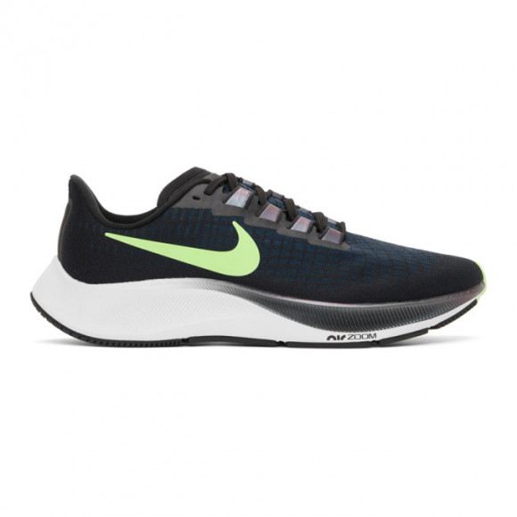 Nike Air Zoom Pegasus 37 Men's Running Shoe - Black - BQ9646-001