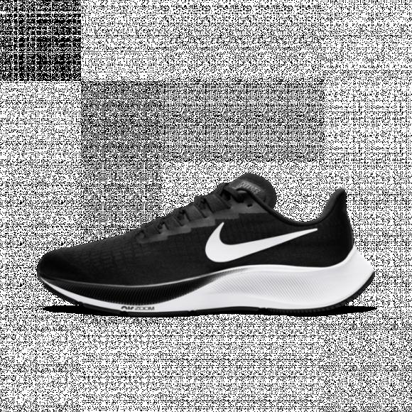 Nike Air Zoom Pegasus 37 Black White - BQ9646-002