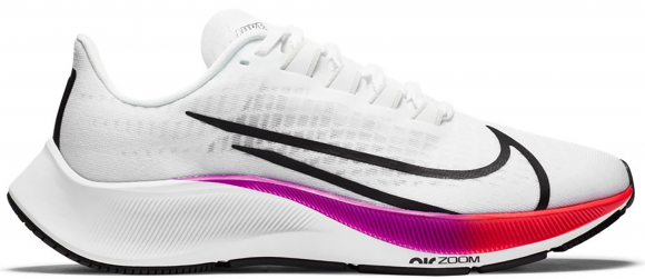 Nike Air Zoom Pegasus 37 White Multi-Color - BQ9646-103