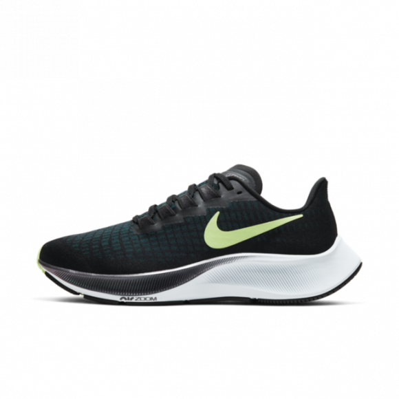 Nike Air Zoom Pegasus 37 Women's Running Shoe - Black - BQ9647-001