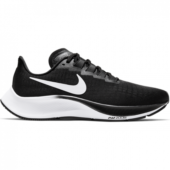 Nike Air Zoom Pegasus 37 Women's Running Shoe - Black - BQ9647-002
