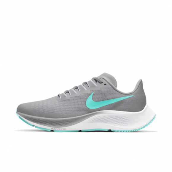 Nike Air Zoom Pegasus 37 Women's Running Shoe - Grey - BQ9647-003