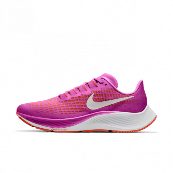 Nike Air Zoom Pegasus 37 Women's Running Shoe - Pink - BQ9647-600