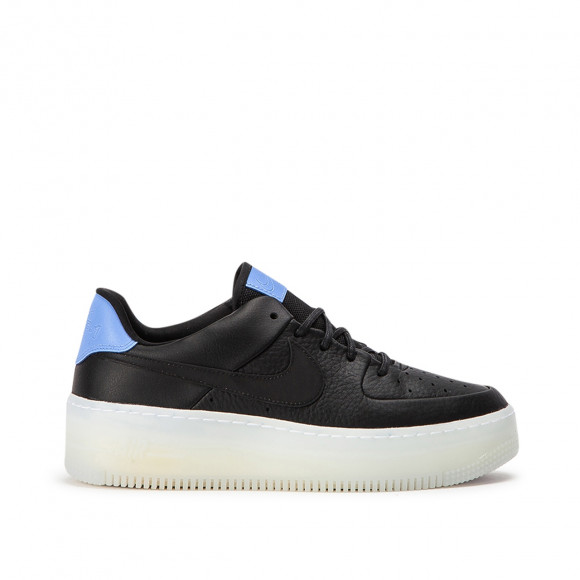 Nike Air Force 1 Sage Low LX Women's Shoe - Black - BV1976-001