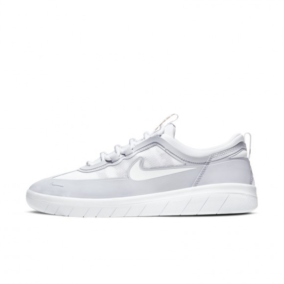 Chaussure de skateboard Nike SB Nyjah Free 2 - Gris - BV2078-006