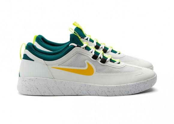 Nike SB Nyjah Volt Spruce Lime (2020) - BV2078-103