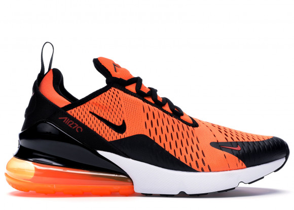 Nike Air Max 270 Total Orange Black