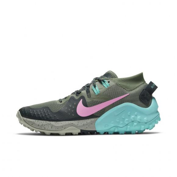 Nike Wildhorse 6 Women's Trail Running Shoe - Green - BV7099-300