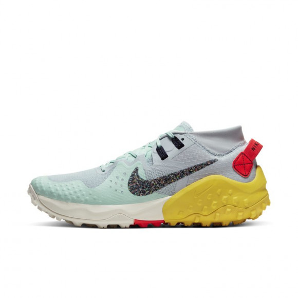 Nike Wildhorse 6 Men's Trail Running Shoe - Blue - BV7106-400