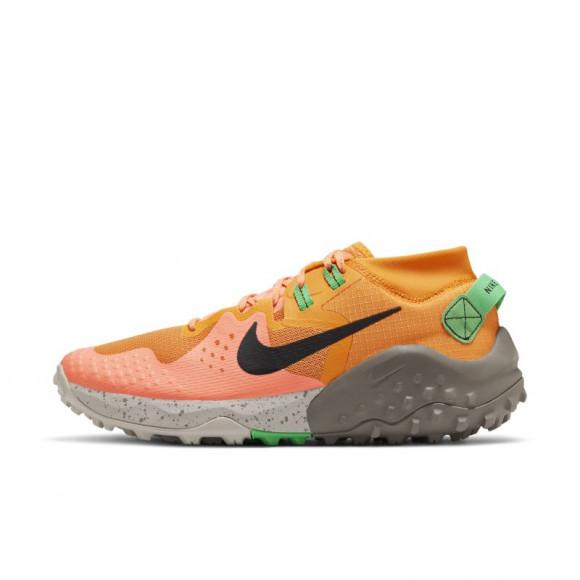 Nike Wildhorse 6 Men's Trail Running Shoe - Orange - BV7106-800