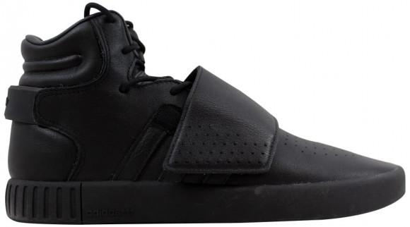 adidas Tubular Invader Strap Black/Black - BW0871