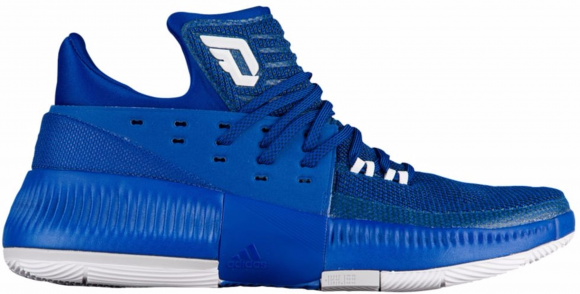 adidas Dame 3 Collegiate Royal - BY3191