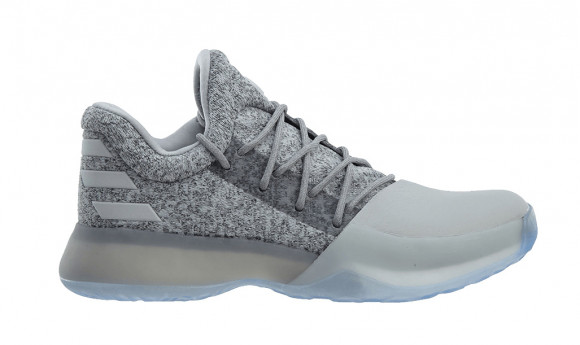 adidas Harden Vol. 1 Grey White (Youth) - BY3480