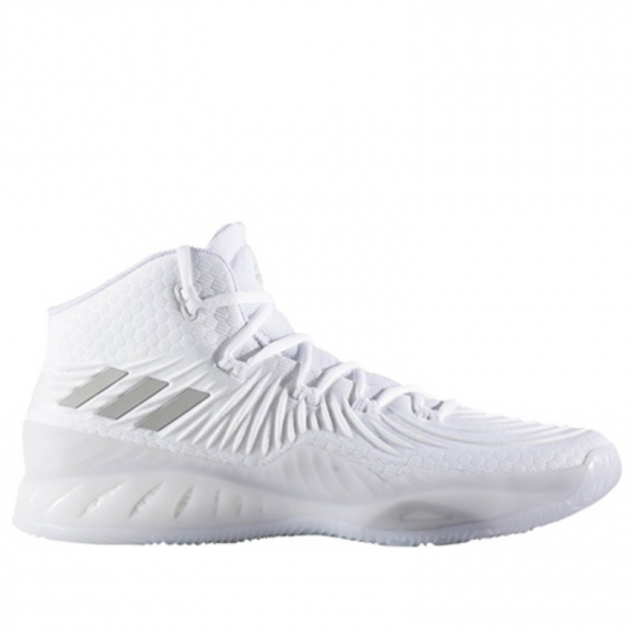 Adidas Crazy Explosive 2017 White/Light Grey-Solid Grey BY3766 - BY3766