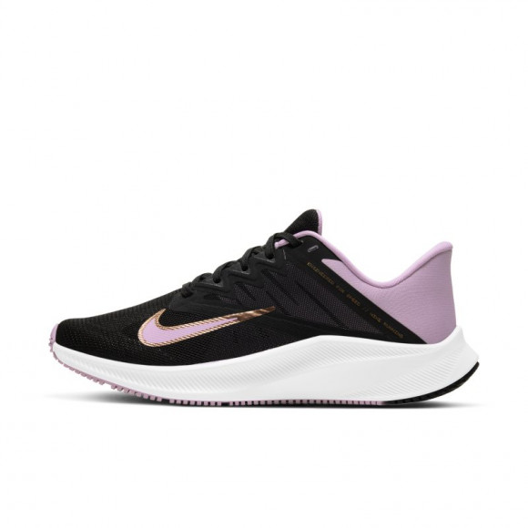 Nike Quest 3 Women's Running Shoe - Black - CD0232-009