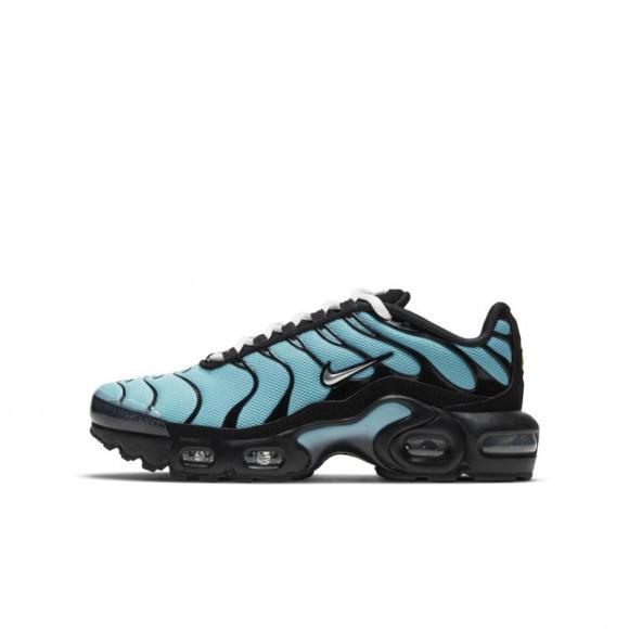 Nike Air Max Plus GS 'Aqua' - CD0609-405
