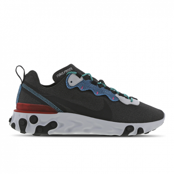 React Element 55 SE - Anthracite Blue Fury - CD2153-001