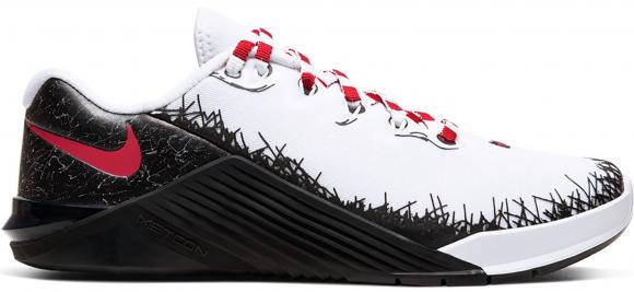 Nike Metcon 5 Amp White Red Black (W)