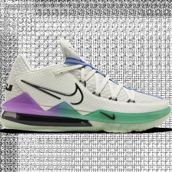 Nike LeBron 17 Low Glow-In-The-Dark - CD5007-005