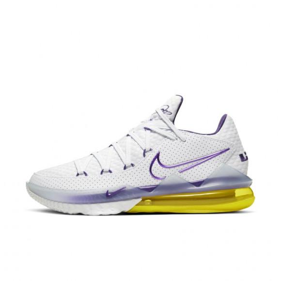 Nike LeBron 17 Low Lakers - CD5007-102