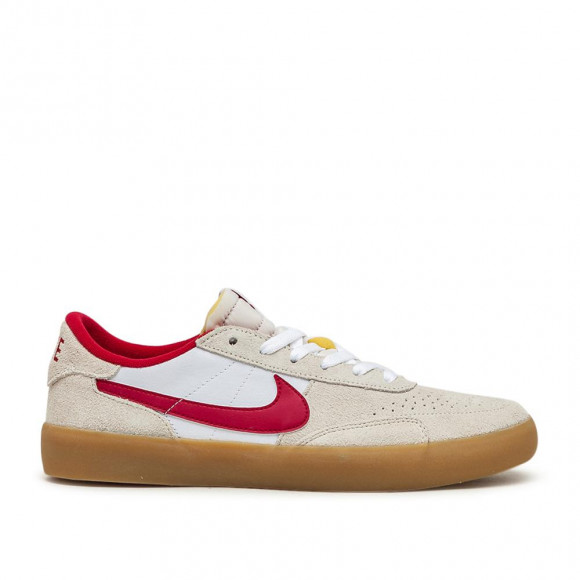 Nike SB Heritage Vulc (Beige / Rot) - CD5010-100