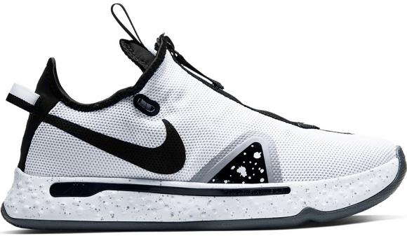 Nike PG 4 White Black - CD5079-100/CD5082-100