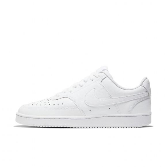 Chaussure NikeCourt Vision Low pour Femme - Blanc - CD5434-100