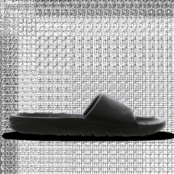 Jordan Boys Jordan Break Slide - Boys' Grade School Shoes Black/White Size 07.0 - CD5472-010
