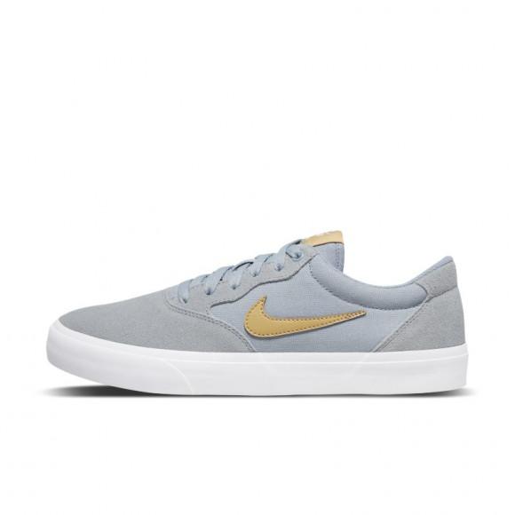Nike SB Chron Solarsoft Skate Shoe - Blue - CD6278-402
