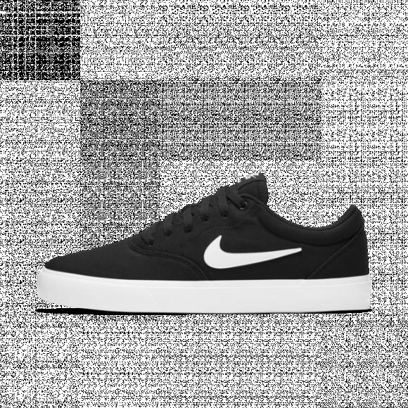 Chaussure de skateboard Nike SB Charge Canvas - Noir - CD6279-002