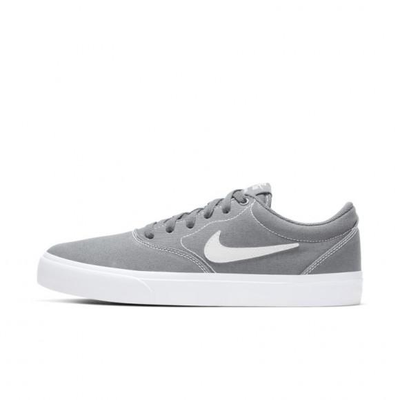 Nike SB Charge Canvas Skate Shoe - Grey - CD6279-003
