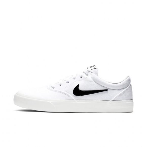 Chaussure de skateboard Nike SB Charge Canvas - Blanc - CD6279-101