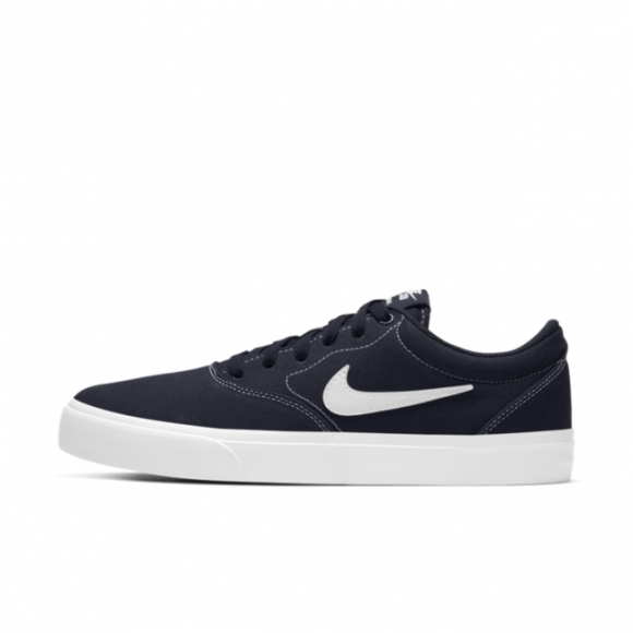 Nike SB Charge Canvas Skate Shoe (Obsidian) - CD6279-400